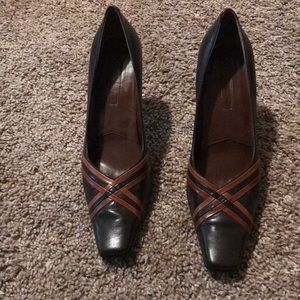 Bandolini heels; slightly used; great condition.